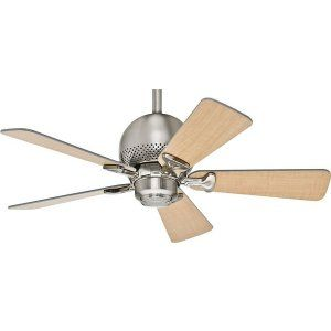 Hunter HUF 52022 Orbit Contemporary Ceiling fan