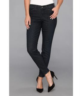 Lucky Brand Sofia Skinny Tuxedo Piped 29 in Cullowhee Womens Jeans (Black)