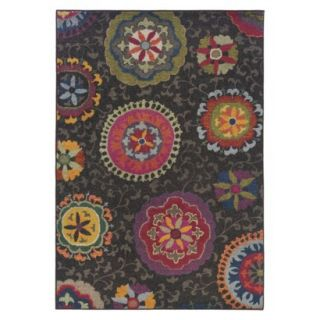 Nellie Floral Area Rug (67x91)