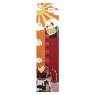 Animal Farm Magnetic Growth Chart (8x39)