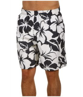 Quiksilver Waterman Collection Bombora Volley Short Mens Shorts (Gray)