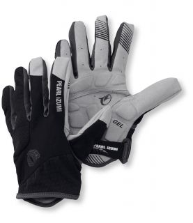 Mens Pearl Izumi Elite Gel Full Finger Gloves