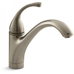 Kohler K 10415 BV Forte Single Handle Kitchen Faucet