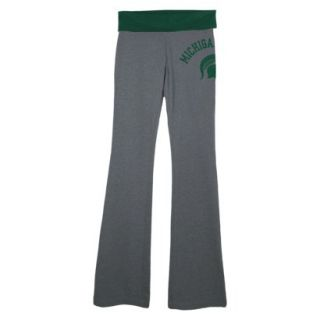 NCAA Womens Michigan State Pants   Grey (XL)