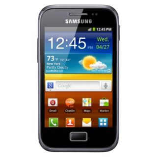 Samsung Galaxy Ace Plus S7500 Unlocked Cell Phone for GSM Compatible   Black