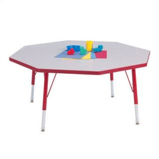 Jonti Craft KYDZ Octagonal Activity Table (48 Diameter) 6428JCxxxx