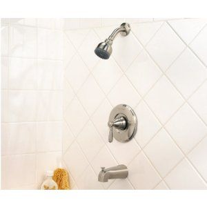 Price Pfister R89 8PK0 Portland Portland Collection Single Handle Tub & Shower T
