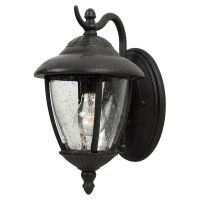 Sea Gull Lighting SEA 84069 746 Lambert Hill One Light Outdoor Wall Fixture Oxfo