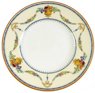 Royal Cauldon Malvern (Cream Rim, Urns) Bread & Butter Plate, Fine China Dinnerw