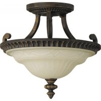 Feiss SF238WAL Drawing Room 2   Light Indoor Semi Flush Mount