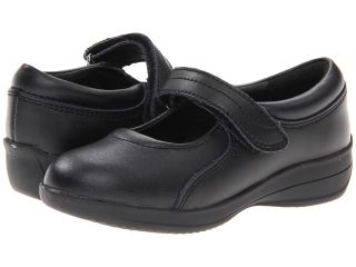 Kenneth Cole Reaction Kids Take the Grade Jr Uniform Girls Shoes (Black)