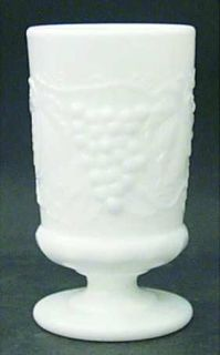 Imperial Glass Ohio Vintage Grape Milk Glass Juice Glass   Milk Glass,Grape Desi