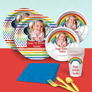 Rainbow Fun Personalized Basic Pack