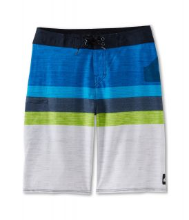 Quiksilver Kids Kelly Boardshort Boys Swimwear (Blue)