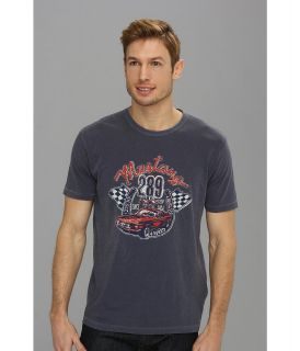 Lucky Brand Ford Mustang Mens T Shirt (Navy)