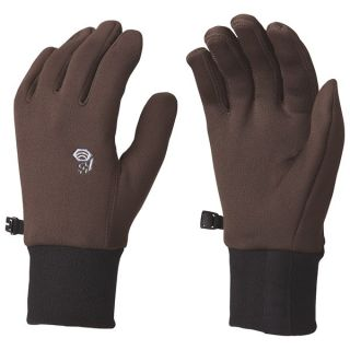 Mountain Hardwear Heavyweight Power Stretch Gloves   (For Men)   SHARK (M )