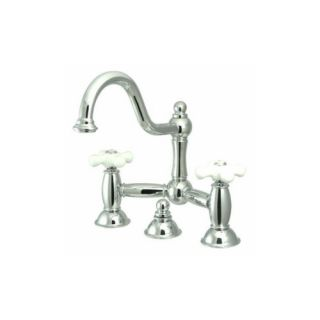 Elements of Design ES3911PX Chicago Two Handle Lavatory Faucet