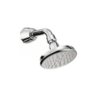 Toto TS970AR CP Guinevere Single Function Shower Head with Shower Arm and Rubber