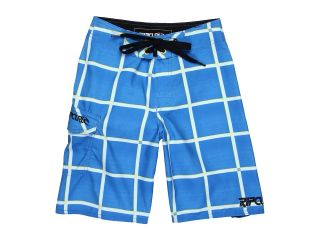 Rip Curl Kids Stoke Boardshort Boys Swimwear (Blue)