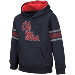Mississippi Rebels Colosseum NCAA Kids Fullback Hoodie