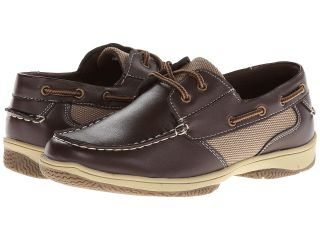 Deer Stags Kids Jay Boys Shoes (Brown)