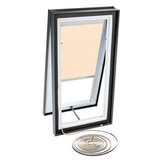Velux RMC 2222 1086 Skylight Blind, Electric Powered Light Filtering for Velux VCE 2222 Models Beige