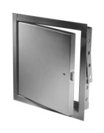 Acudor FB5060 24 x 24 WCSS NonInsulated Fire Rated Stainless Steel Access Panel 24 x 24