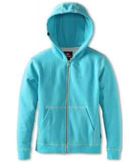 Quiksilver Kids Hartley Fleece Hoodie Boys Fleece (Blue)