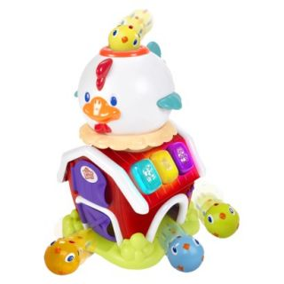 Bright Starts Having a Ball Cluck & Learn Barn