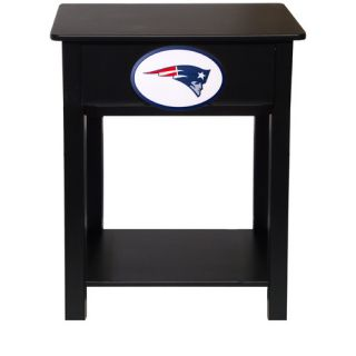 Fan Creations NFL End Table N0533  NFL Team New England Patriots