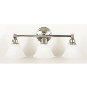 Framburg Lighting FRA 2423 PN Taylor Three Light Bath Fixture from the Taylor Co