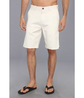 Quiksilver Union Chino Walkshort Mens Shorts (White)