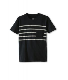 Quiksilver Kids Trapped Boys T Shirt (Black)