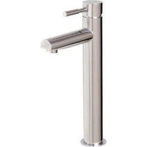 Aquabrass AB 27520 BN Zara Tall Single Hole Lavatory Faucet