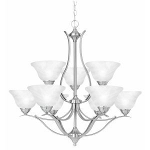 Thomas Lighting THO SL863978 Prestige Chandelier 9x60