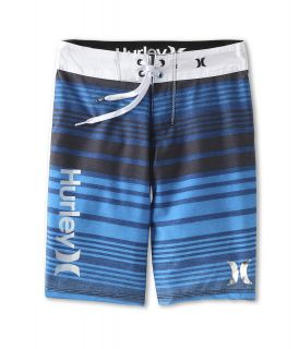 Hurley Kids Phantom 30 Ragland Boys Swimwear (Blue)
