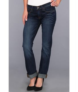 Lucky Brand Sienna Tomboy Straight in Pennydale Womens Jeans (Blue)
