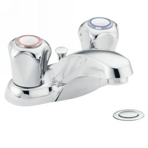 Moen 4935 Chateau Two Handle Lavatory Faucet