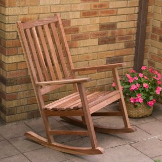 Rainbow Arts Co Ltd Coral Coast Richmond Heavy Duty Outdoor Rocking Chair