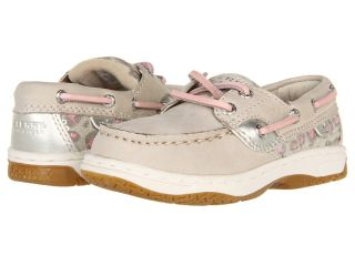 Sperry Top Sider Kids Bluefish Girls Shoes (Khaki)