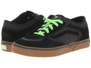 Vans Kids Pro Boys Shoes (Black)