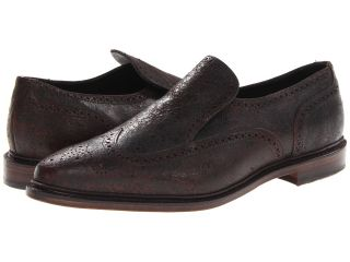 Allen Edmonds Bellerive Mens Dress Flat Shoes (Mahogany)