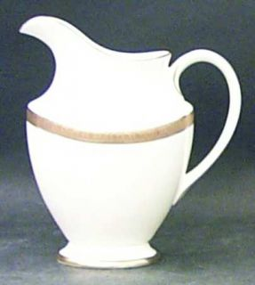 Royal Doulton Royal Gold Creamer, Fine China Dinnerware   Bone,Gold Encrusted Ed