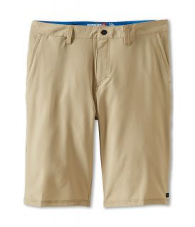 Quiksilver Kids F.A.A. Short Boys Shorts (Brown)