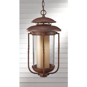 Feiss FEI OL9211CN Menlo Park 1   Light Outdoor Lantern