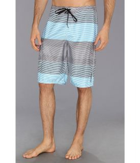 ONeill Kingston In Line Boardshort Mens Swimwear (White)
