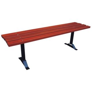 DC America Commercial Grade Backless Bench Multicolor   CB100