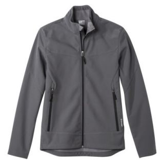 C9 by Champion Mens VentureDry Soft Shell Jacket   Charcoal Grey L