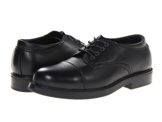 Soft Stags Lawson Mens Lace Up Cap Toe Shoes (Black)