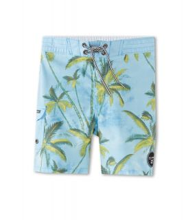 Billabong Kids Sundays Boardshort Boys Swimwear (White)